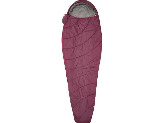 Millet Baikal 750 Sacos de dormir Mujer, velvet red
